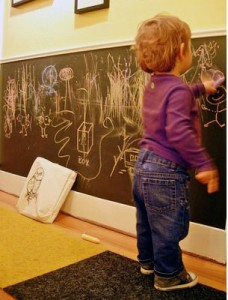 Chalkboard Paint For Kids Room