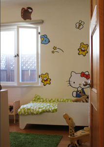 Sticker Decal Ideas from Aprtmenttherapy