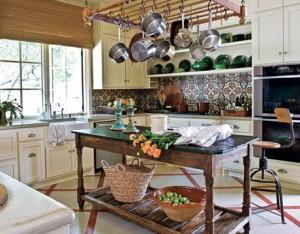 Kitchen Pots and Pan Ideas