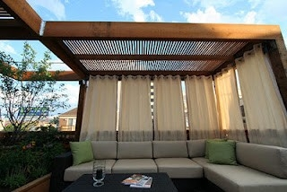 outdoor - curtains